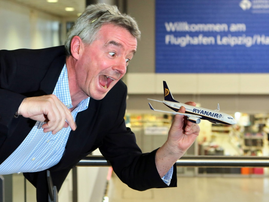 leadership style of michael o leary
