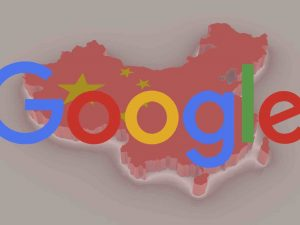 Google and Chine