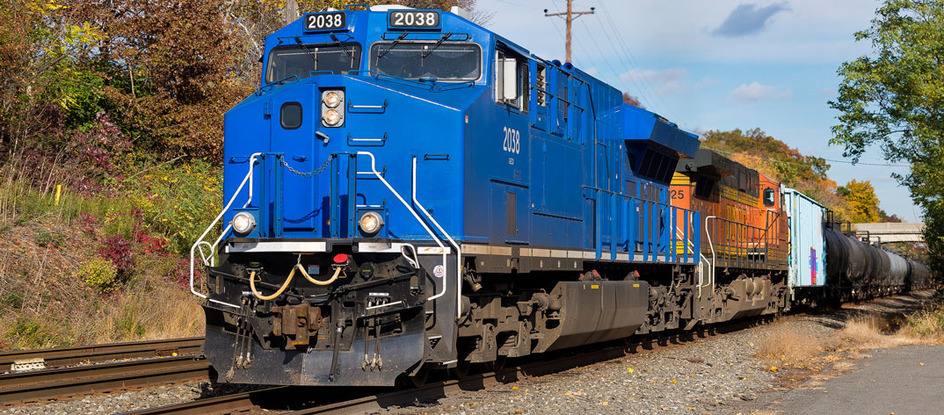 GeneralElectric locomotive