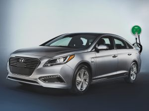Hyundai Sonata Plug-in Hybrid Electric Vehicle