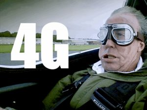 4G and Jeremy Clarkson