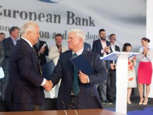 The EBRD provides investment for Nibulon