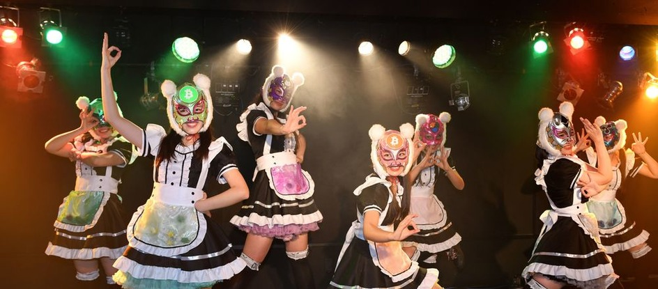 Music group «Virtual Currency Girls»