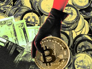 hackers steal bitcoin