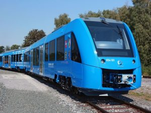 Alstom automated freight train