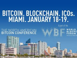 announcement of the bitcoin conference (konferentsiyu)
