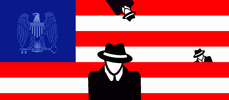 spy in USA