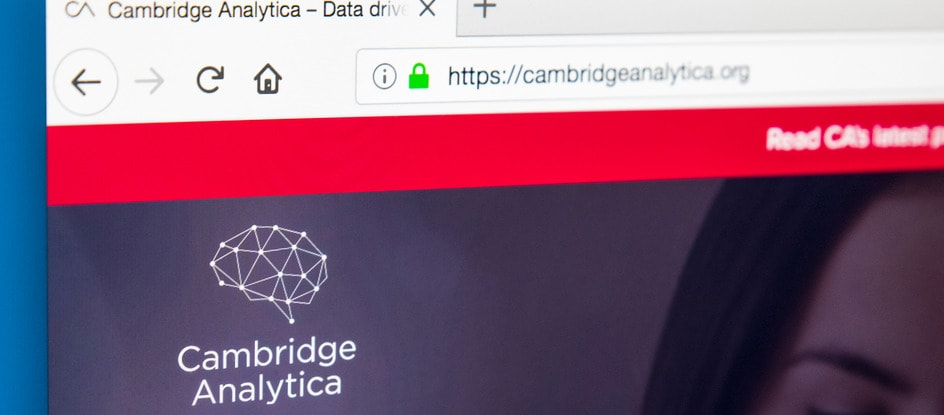 Cambridge Analytica Facebook