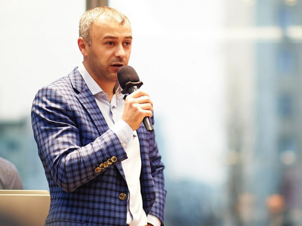 Президент CEO Club Ukraine Сергей Гайдайчук