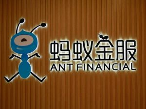 лого Ant Financial